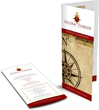 Helena Tubridy Brochure