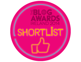 The Blog Awards - Nominated 2014