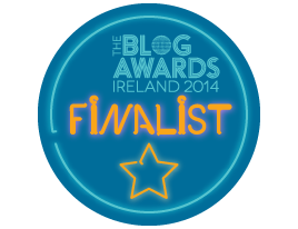 The Blog Awards - Finalist 2014